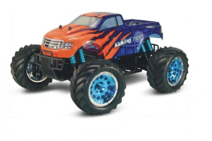 Внедорожник Electric Off-Road kidking TOP на р/у HSP 94186TOP