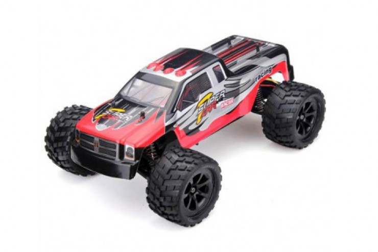 Трагги BATTLE Nitro Off Road Truggy на р/у WL Toys L212