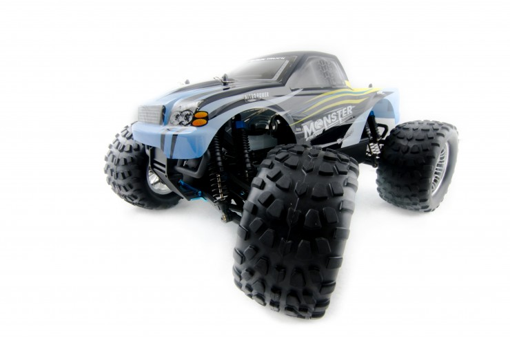 Джип с ДВС Nitro Off Road Monster Truck на р/у HSP 94188