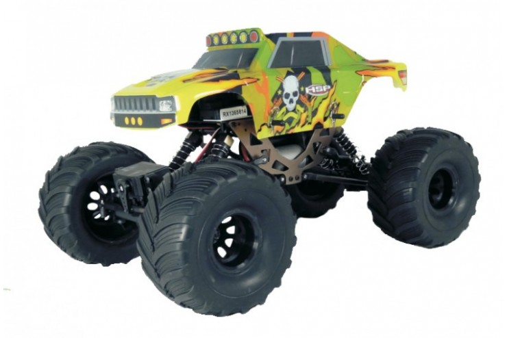 Краулер HSP Rock Crawler 4WD 1:16 Dominator 2.4G HSP 94681