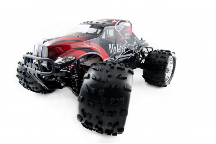 Внедорожник с ДВС PRO Nitro Powered Off Road Truck на р/у HSP 94762